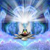 Ondas meditando